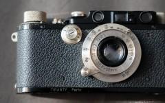 徕卡III (Mod.F) Tiranty Paris相机(No.111704)