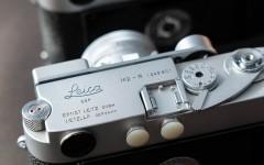 连号徕卡M2-R Chrome相机(No.1248800)(No.1248801)