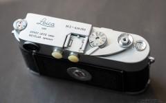 徕卡M3 chrome相机(No.839059)