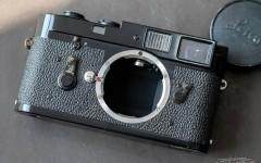 徕卡黑漆M2相机(No.1053151)