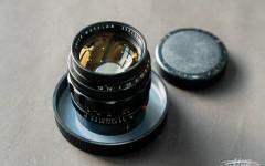 徕卡镜头Noctilux-M 1.2/50mm(No.2254556)