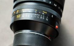 徕卡镜头Noctilux-M 1/50mm(No.3814317)
