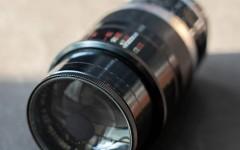 徕卡镜头Thambar SM 2.2/90mm Black Paint(No.311207)