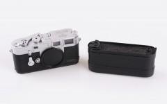 徕卡M3 Betriebsk(No.1025)连Leica winder