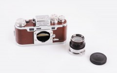 ALPA-REFLEX相机连P.Angenieux Paris ALITAR 1.8/50mm(No.35.275)