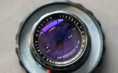 徕卡镜头Summilux 1.4/50mm(No.1703845)