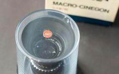 徕卡镜头Macro-cinegon 1.8/10mm(No.2495323)
