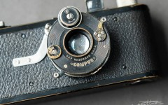 徕卡Ⅰb-Dial set Compur相机(No.13118)