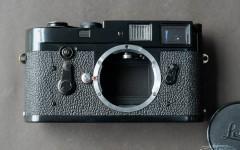 徕卡黑漆M2相机(No.950154)