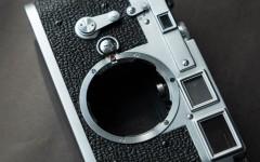 徕卡M3 Chrome相机(No.747725)