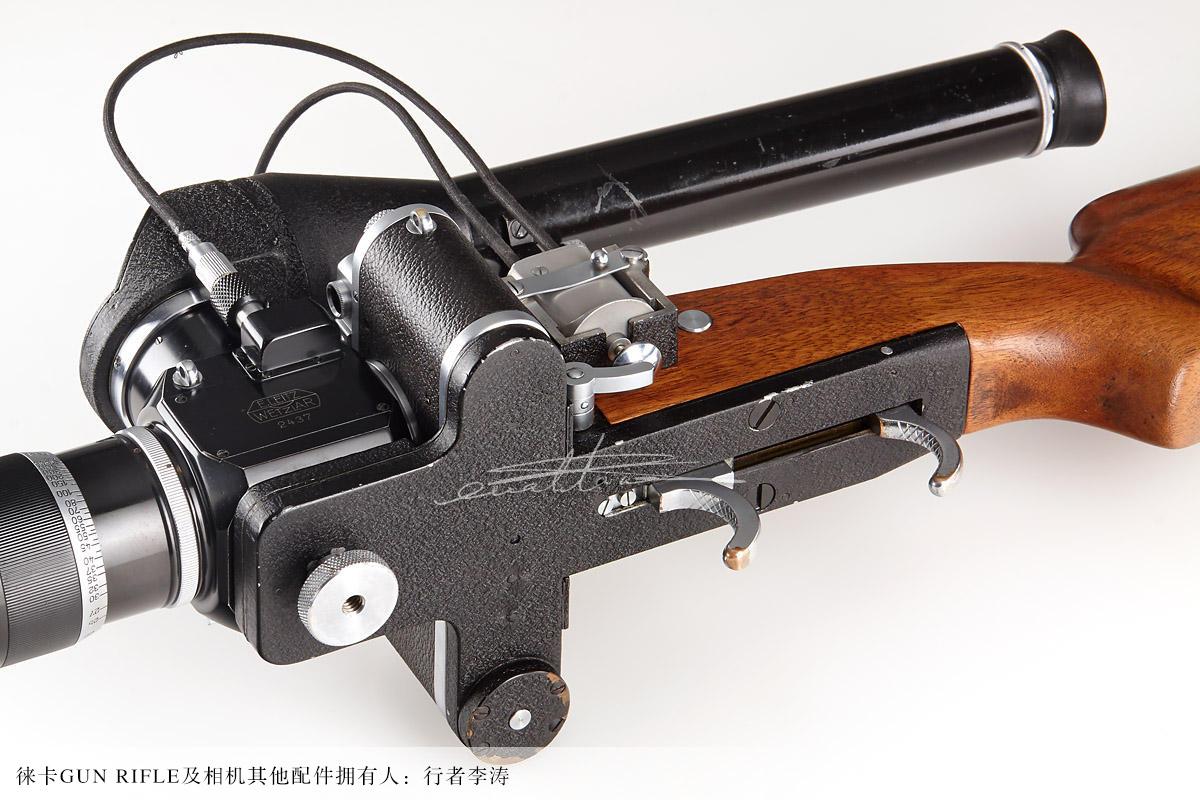 全世界最罕见的相机配件,徕卡Gun RIFLE-行者李涛