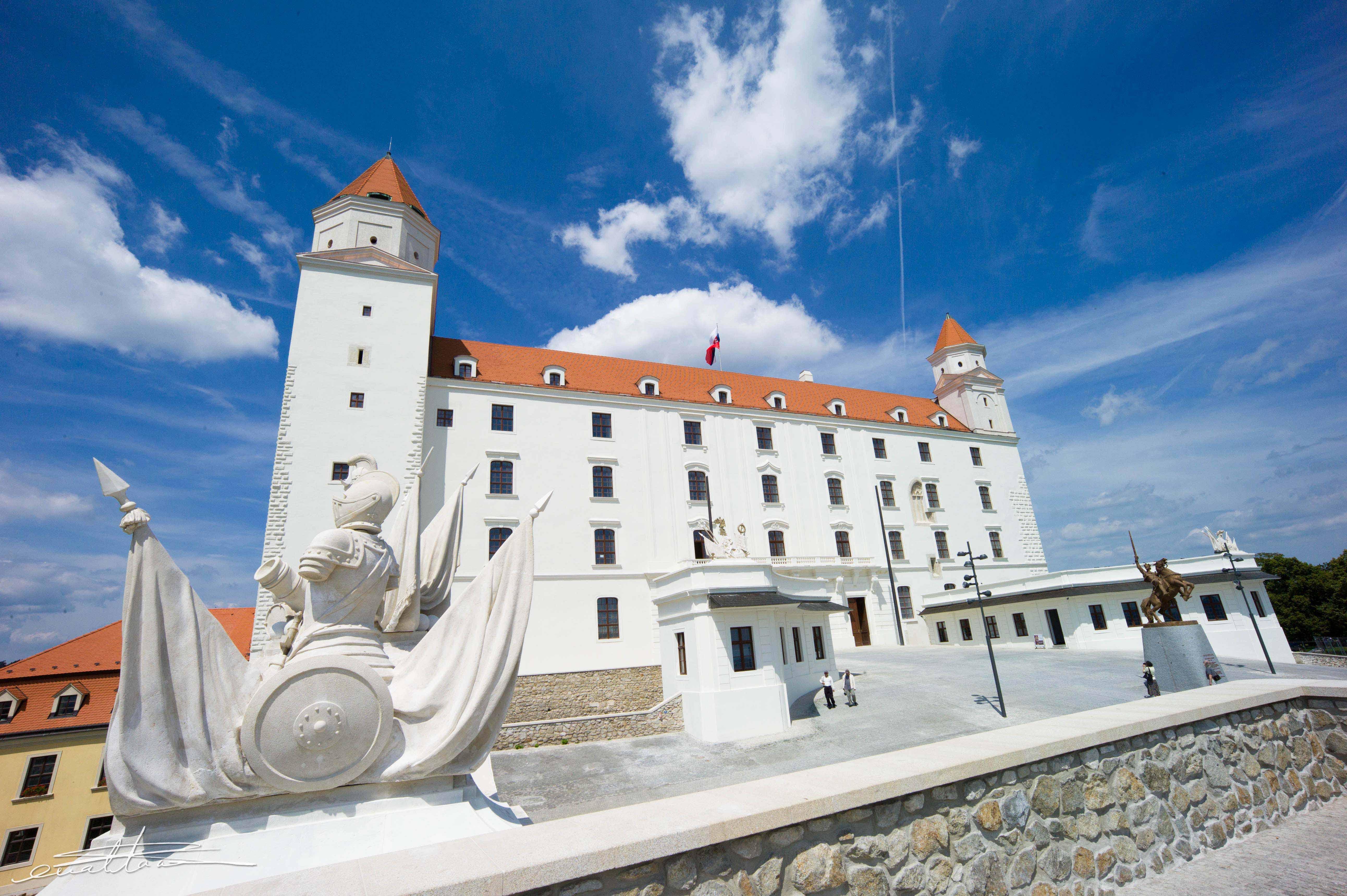 低调而又宁静的美——城堡之国斯洛伐克-行者李涛