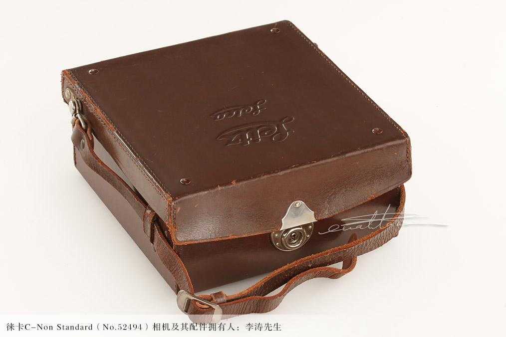 [徕卡博物馆]徕卡C-Non Standard(No.52494)-行者李涛
