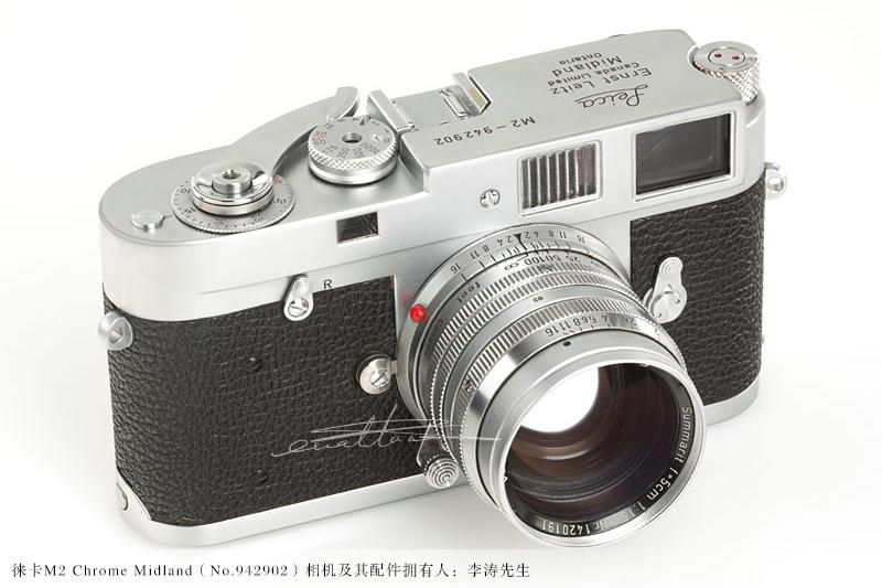 [徕卡博物馆]徕卡M2 Chrome Midland (No.942902)-行者李涛