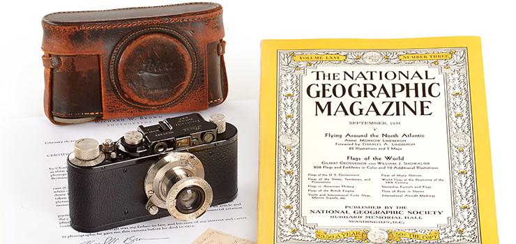 [徕卡博物馆]徕卡黑漆Ⅱ型相机(No.97398)