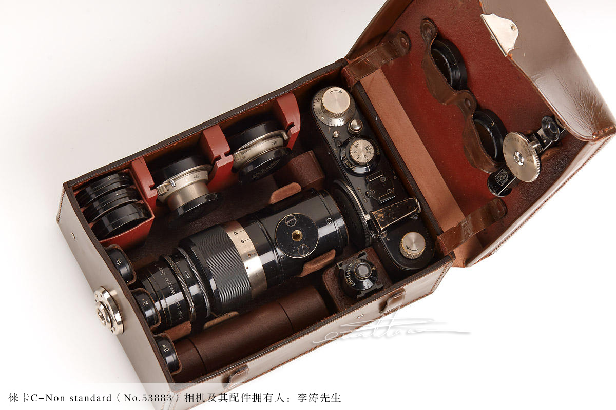 [徕卡博物馆]徕卡C-Non standard(No.53883)相机-行者李涛