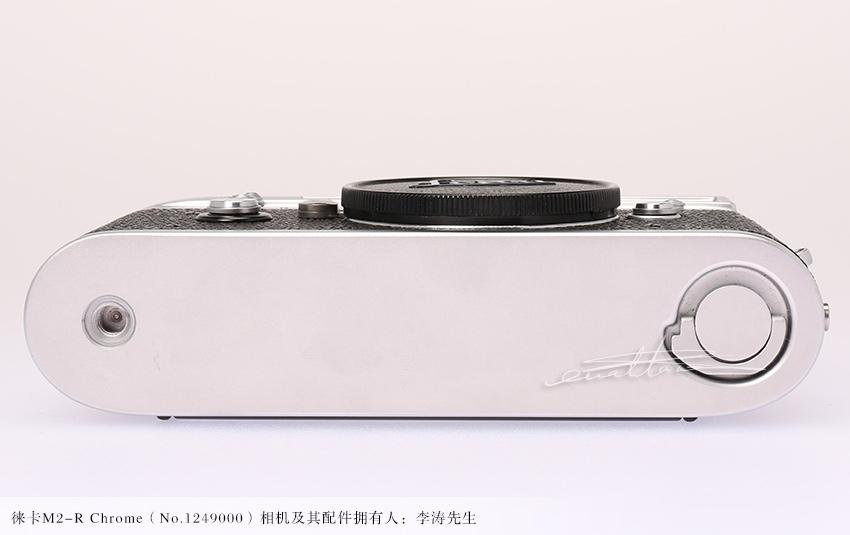 [徕卡博物馆]徕卡M2-R Chrome(No.1249000)相机-行者李涛