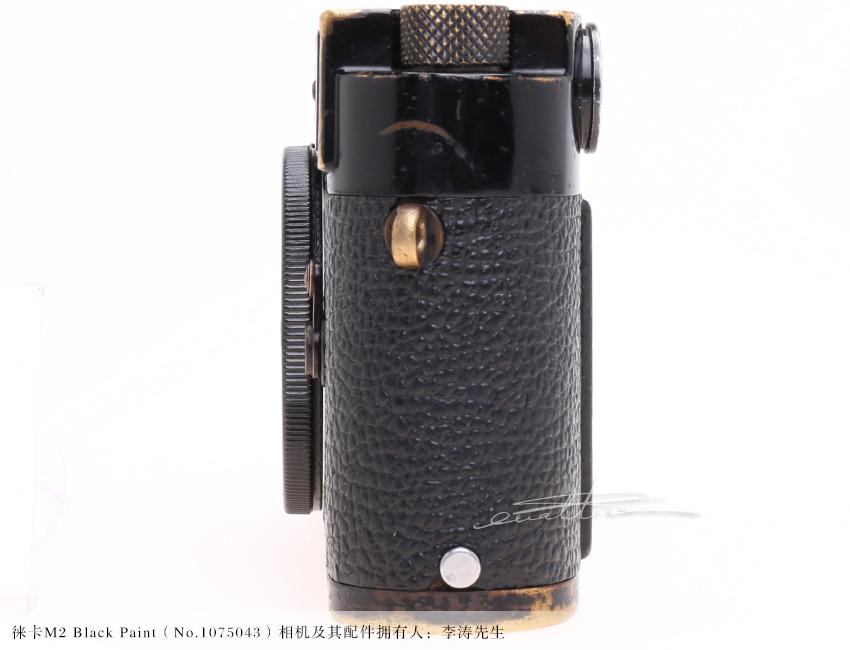[徕卡博物馆]徕卡M2 Black Paint(No.1075043)相机-行者李涛