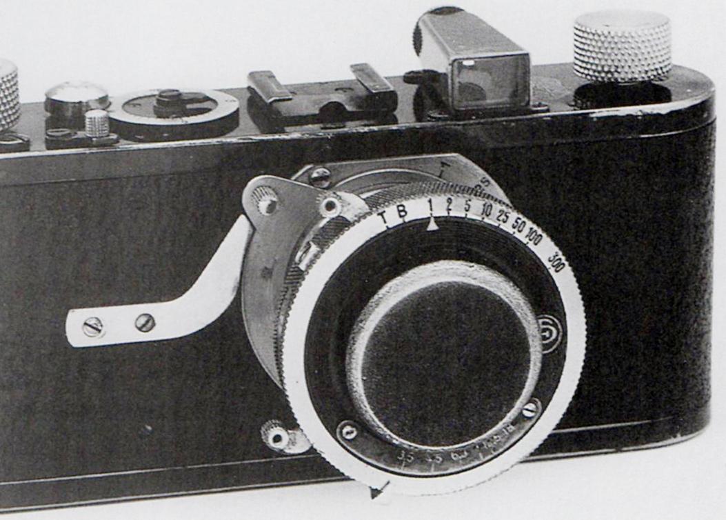[徕卡讲堂]徕卡Ⅰb-Rim set系列相机介绍摘录-行者李涛