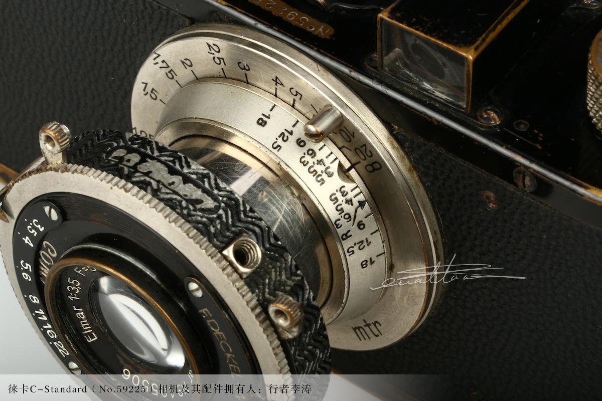 [徕卡博物馆]徕卡C-Standard(No.59225)相机-行者李涛