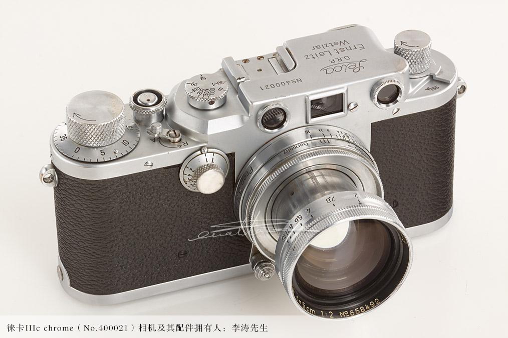 [徕卡讲堂]徕卡Ⅲc(1946-1951年)系列相机介绍摘录-行者李涛