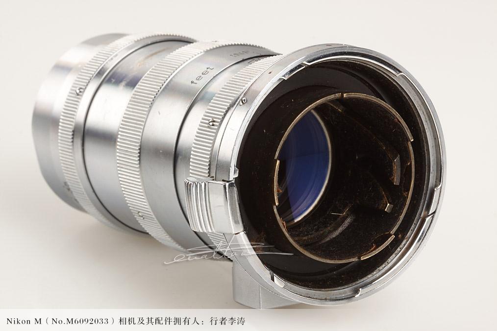 [徕卡博物馆]Nikon M(No.M6092033)相机-行者李涛