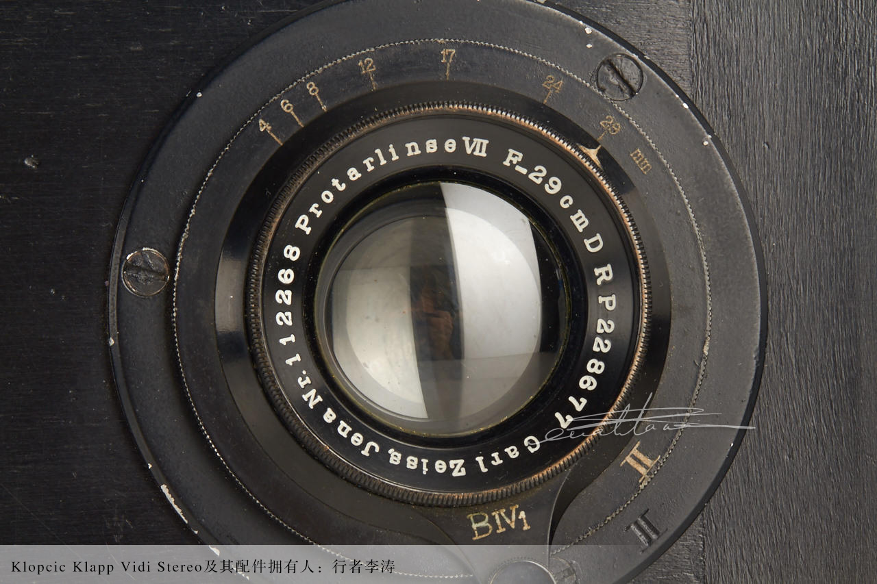 [徕卡博物馆]Klopcic Klapp Vidi Stereo立体相机-行者李涛