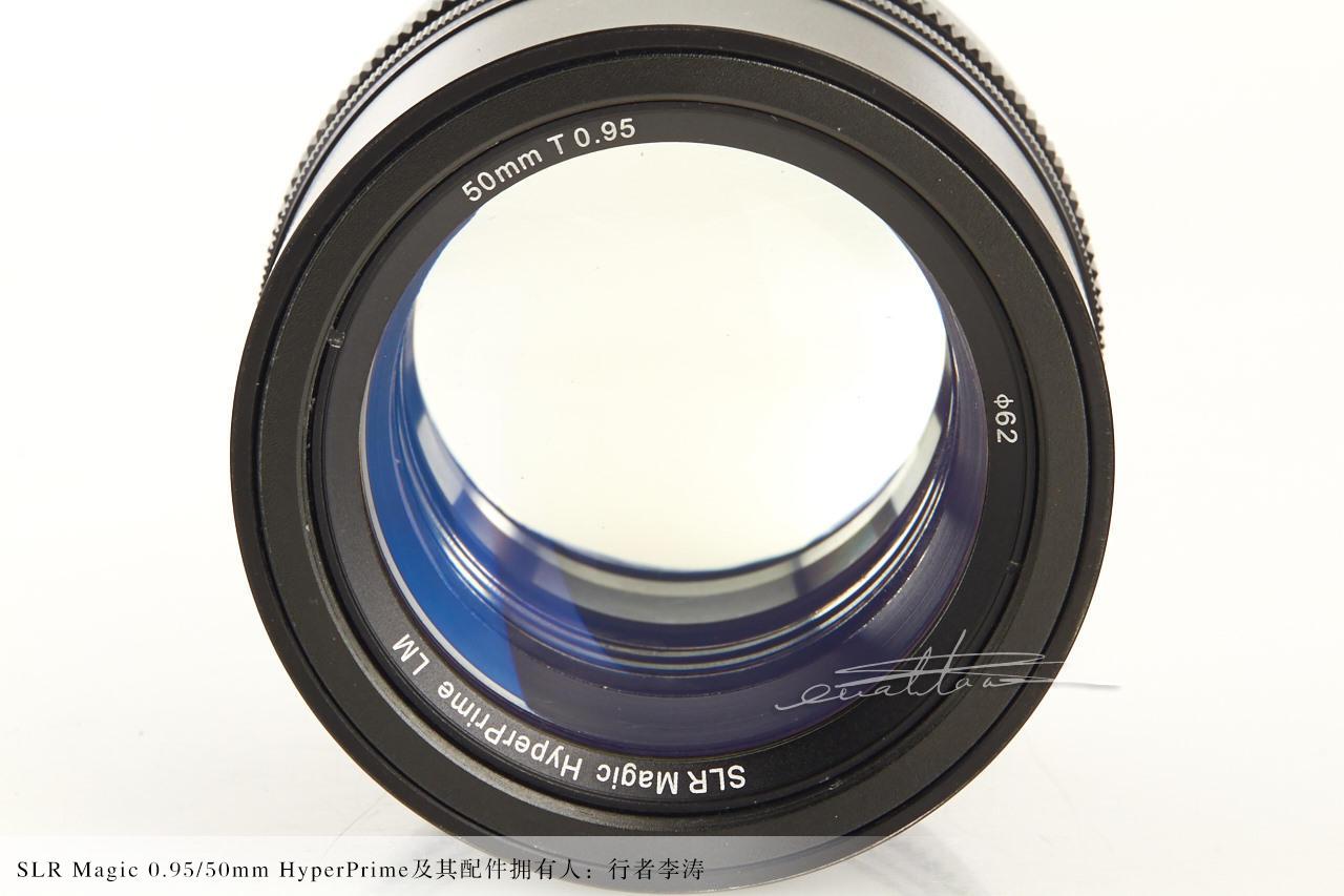 [徕卡博物馆]SLR Magic 0.95/50mm HyperPrime镜头-行者李涛