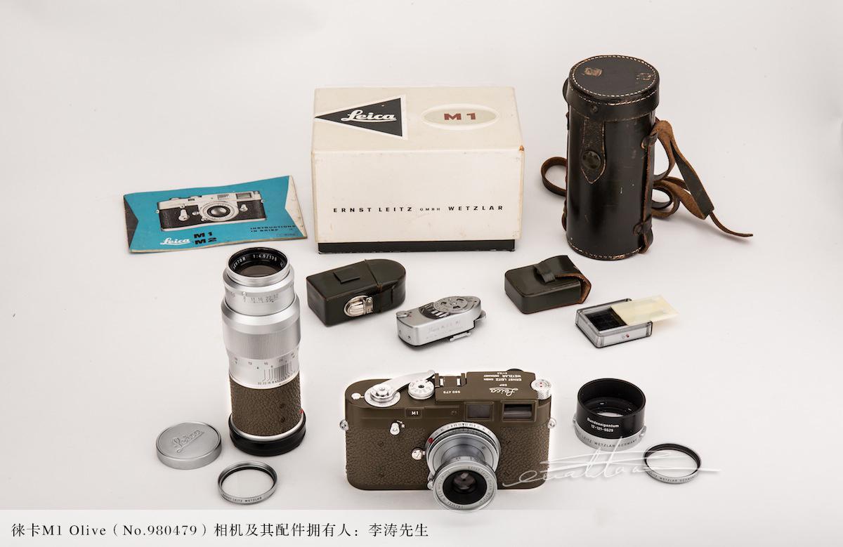 [徕卡讲堂]徕卡M1相机介绍摘录-行者李涛