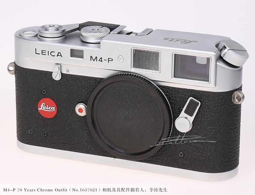 [徕卡讲堂]徕卡M4-P相机介绍摘录-行者李涛
