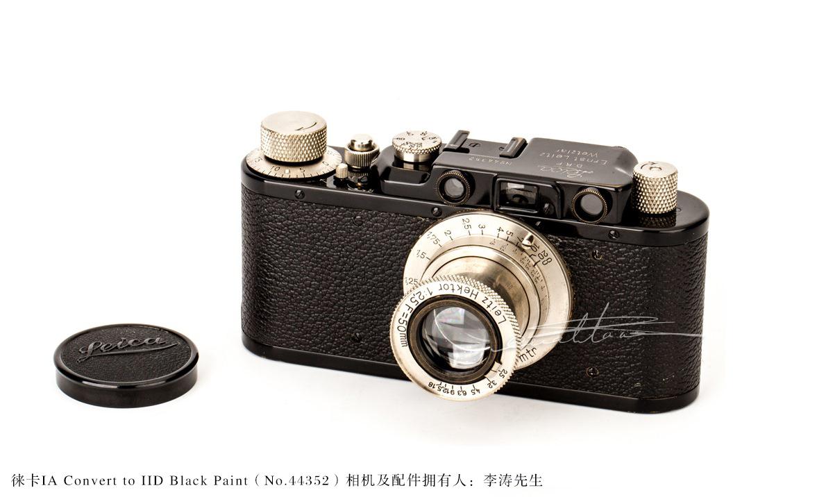 [徕卡讲堂]徕卡改装相机介绍摘录-行者李涛
