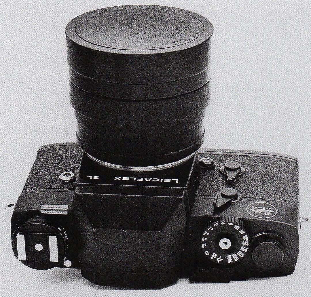 [徕卡讲堂]徕卡Leicaflex SL2相机介绍摘录-行者李涛