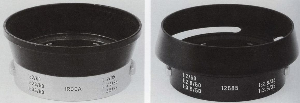 [徕卡讲堂]Summaron-M 2.8/35mm镜头介绍-行者李涛
