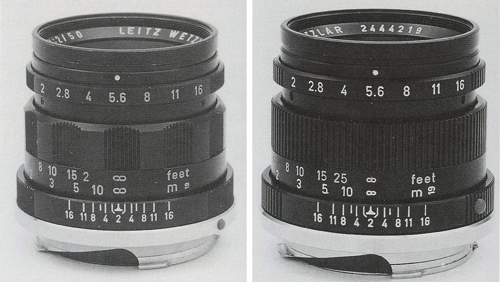 [徕卡博物馆]Summicron-M 2/50mm镜头介绍-行者李涛