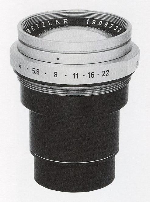 [徕卡讲堂]Elmar-SM 4/135mm镜头介绍-行者李涛
