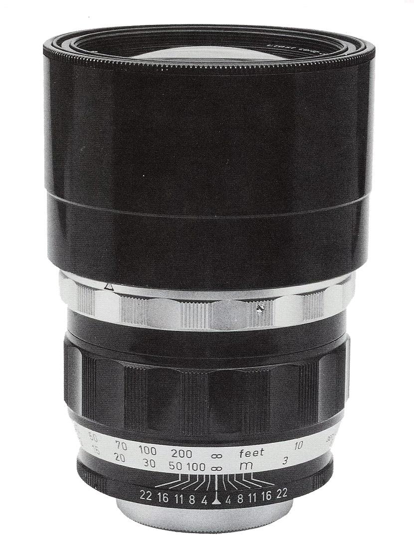 [徕卡讲堂]Telyt-M 4/200mm镜头介绍-行者李涛