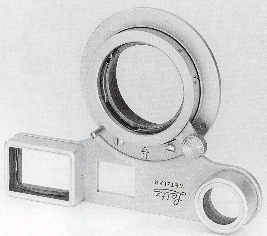 [徕卡讲堂]徕卡光学近距离对焦装置介绍-行者李涛