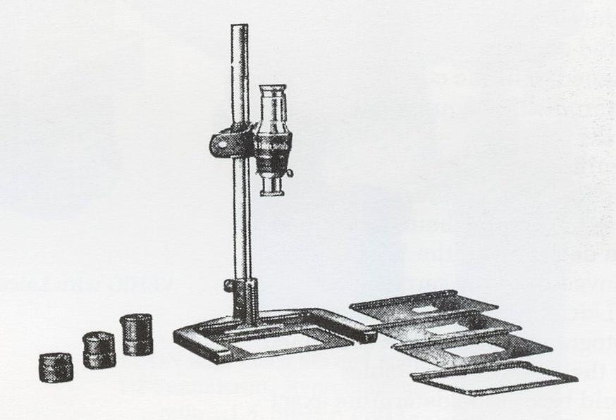 [徕卡讲堂]徕卡反射性近摄装置简单固定配件介绍-行者李涛