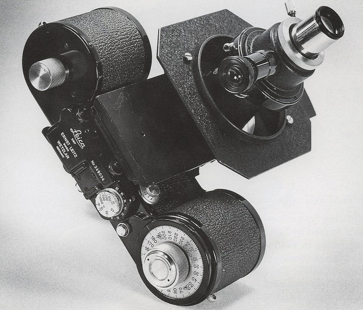 [徕卡讲堂]徕卡反射性近摄装置滑动类型配件介绍-行者李涛