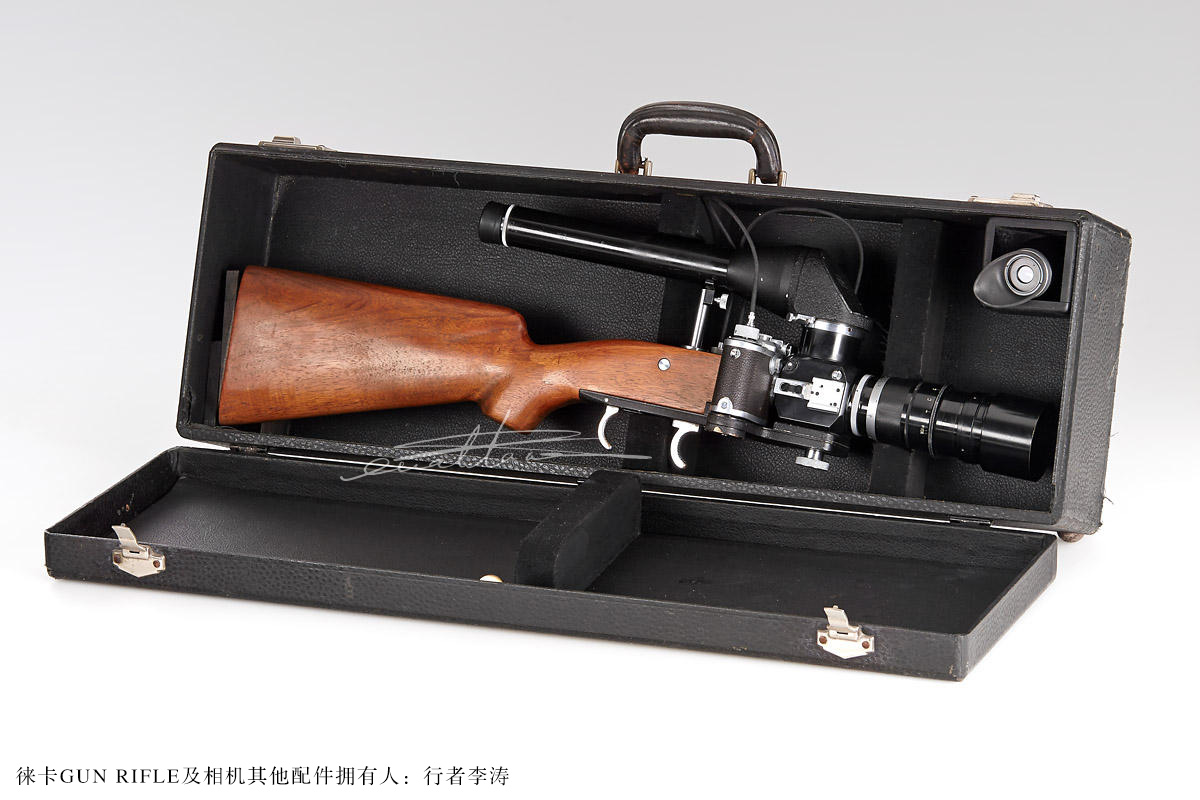 [徕卡讲堂]徕卡枪形配件Leica Gun介绍-行者李涛