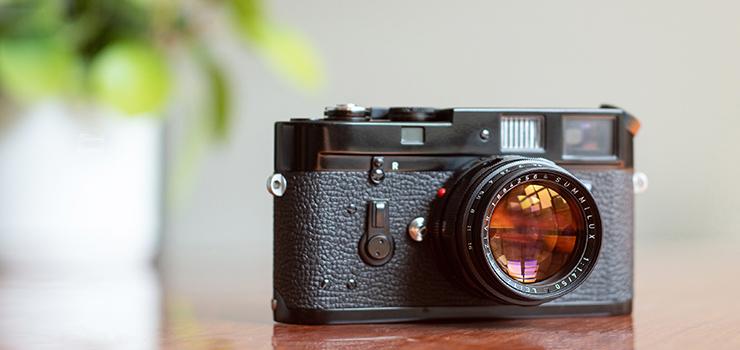 徕卡M4-M相机(No.1206884)
