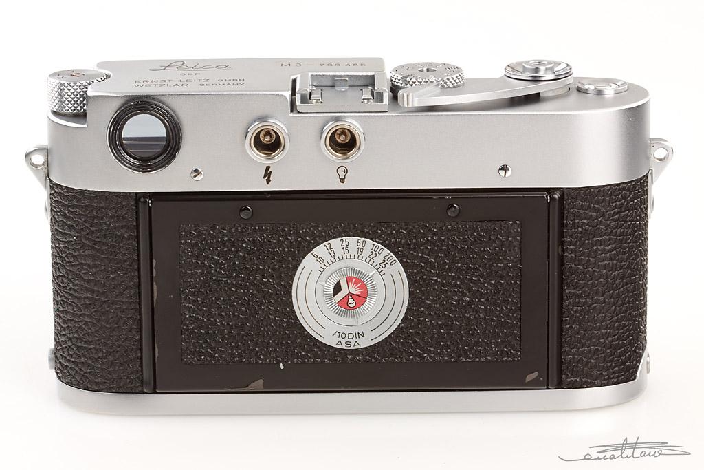 徕卡M3相机 (No.700485)-行者李涛