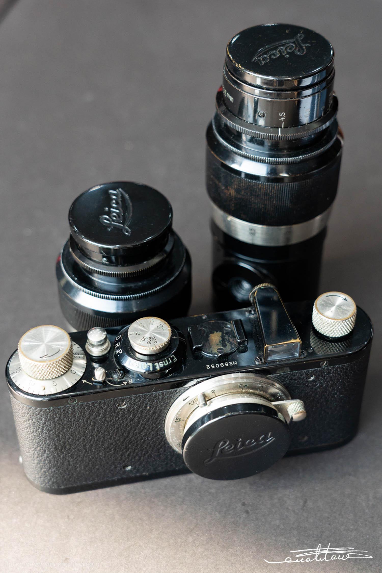 徕卡C-Standard Black相机(No.59052)-行者李涛
