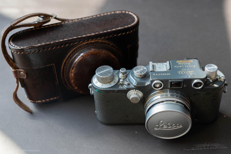徕卡IIIc K Grey 'Luftwaffen-Eigentum'(No.390376)相机-行者李涛