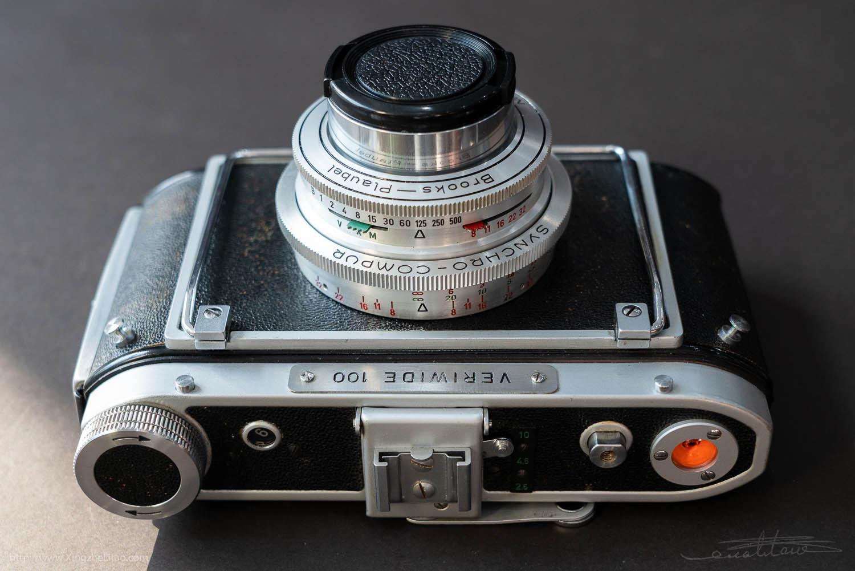 VERIWIDE,一个德裔美国超广角相机-行者李涛