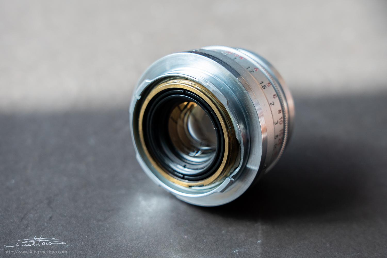 徕卡镜头八枚玉Summicron-M 2/35mm(No.1971755)-行者李涛